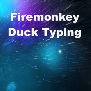 Delphi XE8 Firemonkey Duck Typing On Android And IOS