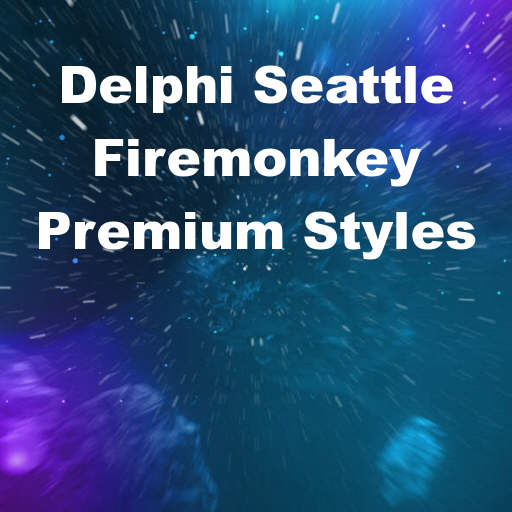Ten Free Premium Styles For Firemonkey In Delphi 10 Seattle
