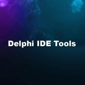 Delphi 10 Seattle IDE Tool Add Ons Plugins
