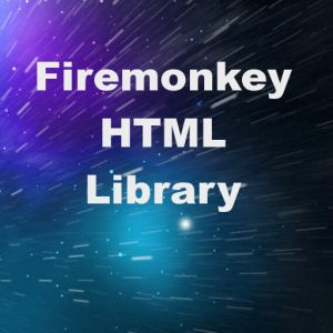 Delphi Berlin Firemonkey HTML Component Library Android IOS
