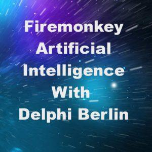 Delphi Berlin Artificial Intelligence Neural Network Firemonkey