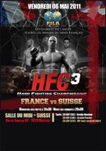 FRANCE / SELECTION INTERN. MMA