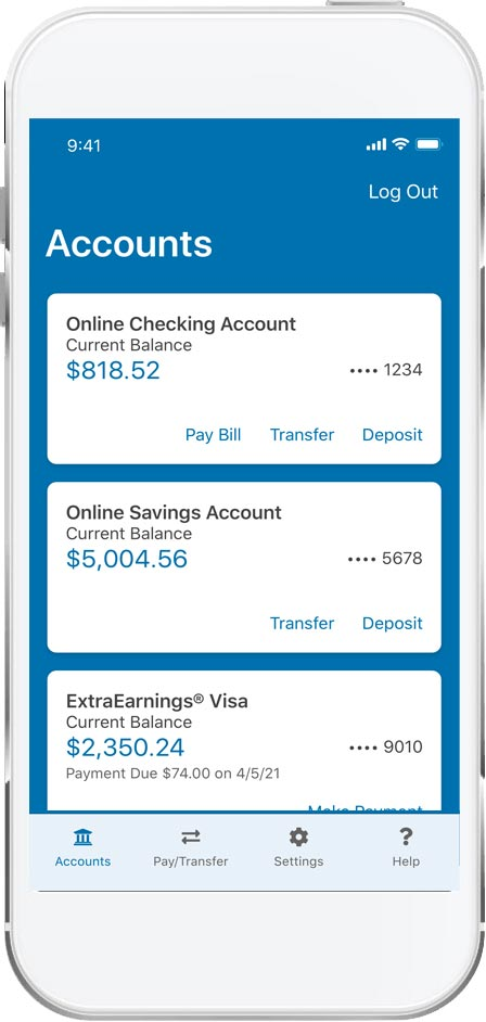Fnbo Direct Online Mobile Banking For Checking Savings Credit Cards