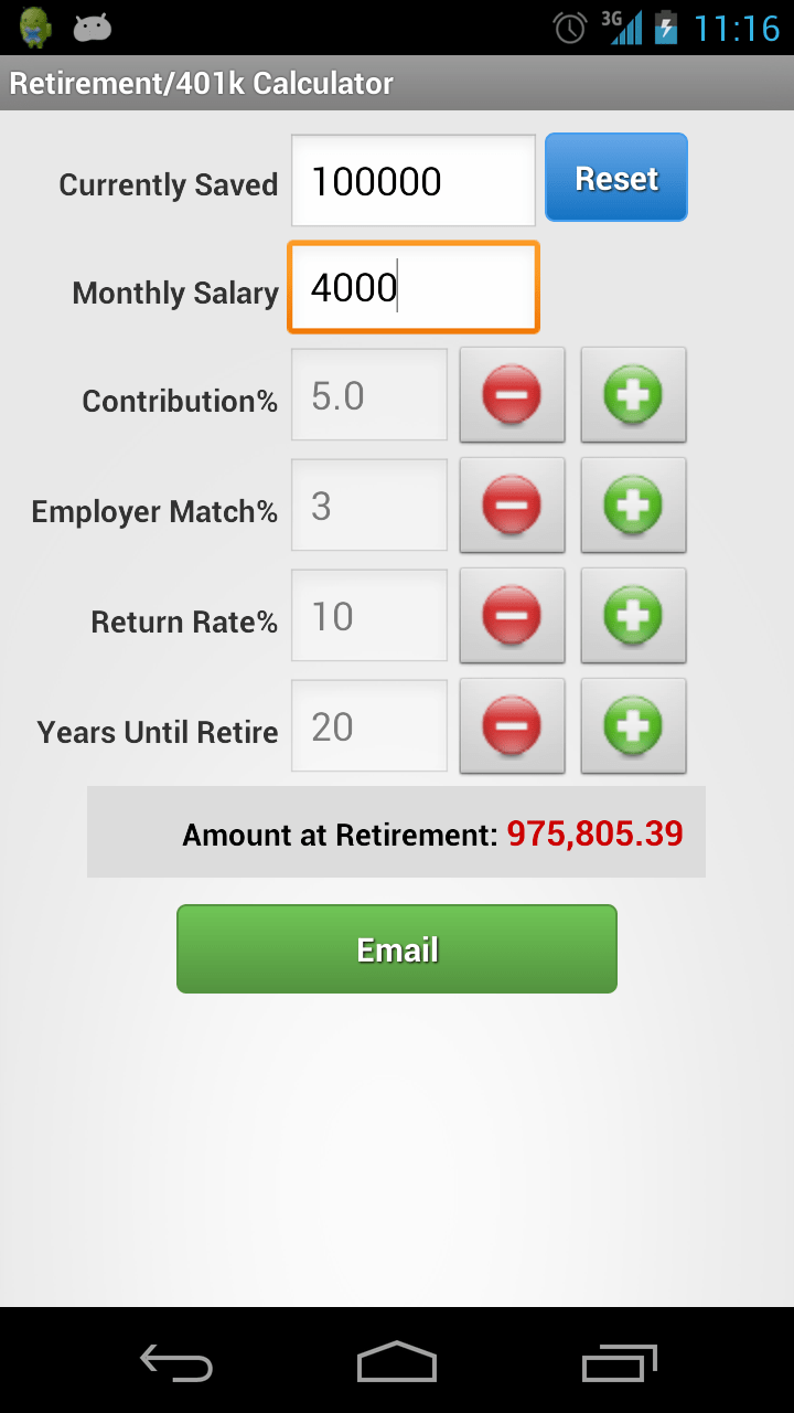 Financial Calculators For Android Devices