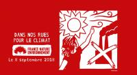France Nature Environnement et ses associations membres vous invitent à vous mobiliser ce samedi 8 septembre. «Mon acte n'est pas un acte de résignation mais de mobilisation, et j'espère qu'il […]