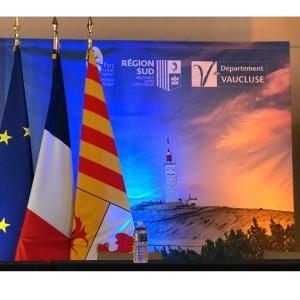 Jacqueline Bouyac présidente PNR Ventoux