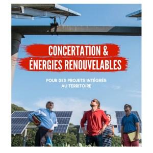 guide concertation projets EnR en région