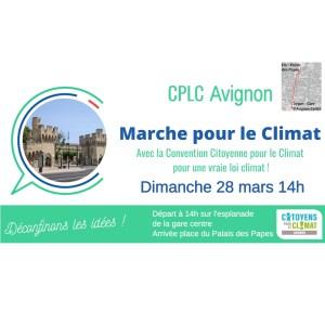marche climat 2021