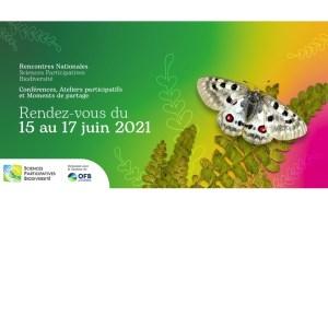 Rencontres nationales Sciences Participatives Biodiversité