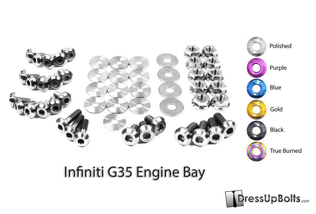 Infiniti G35 Coupe and Sedan (2003-2007) V35 Titanium