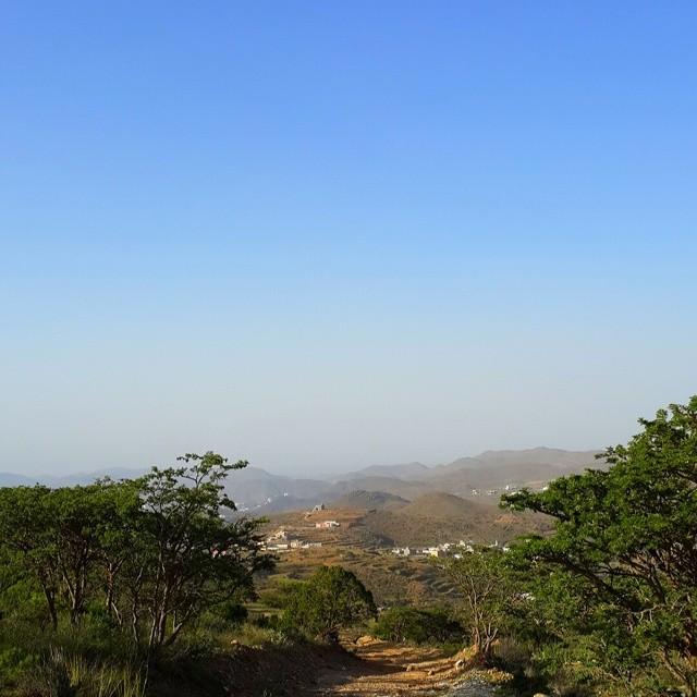 منتزه السودة السياحي بيت السياحة الطبيعية بجنوب المملكة