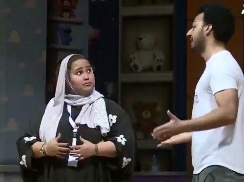 مسرح السعودية يظهر الى النور بقيادة الفنان اشرف عبد الباقي
