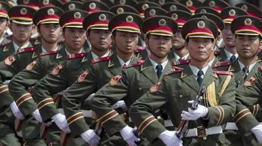 جيش الصين