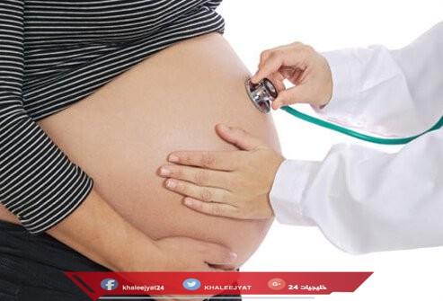 مراحل نمو الجنين بالصور شهريا من بداية الحمل للولاده