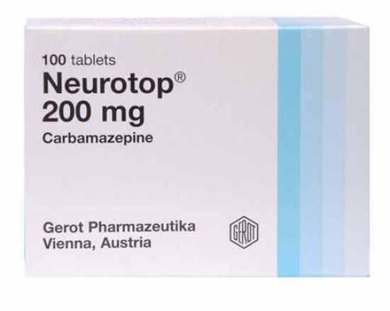 دواء نيوروتوب ودواعي استخدامه والاعراض الجانبية له
