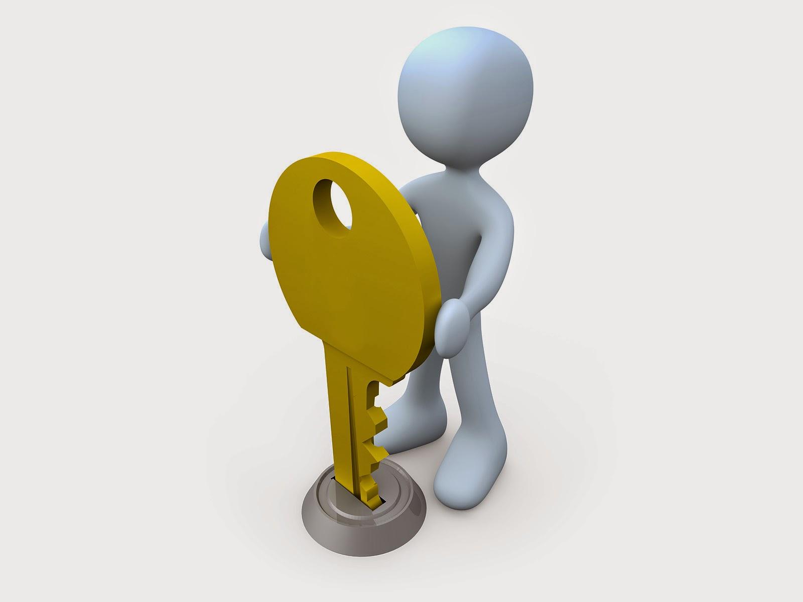 إعطاء المفتاح في المنام للرجل والمتزوجة والعزباء