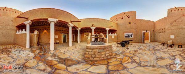 أقسام متحف قصر المصمك وأهم جناحاته التاريخية