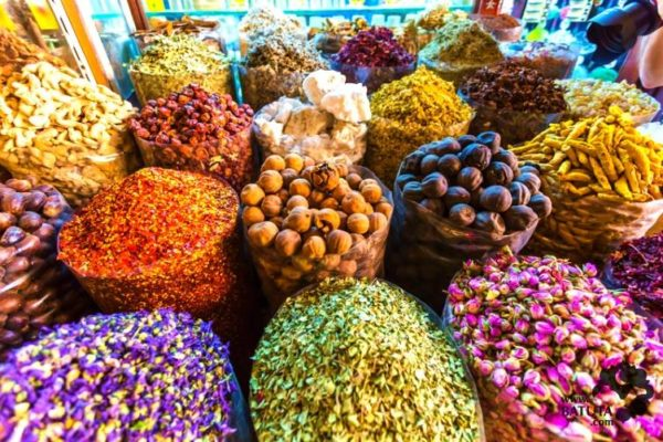 اشهر الاسواق الشعبية في دبي