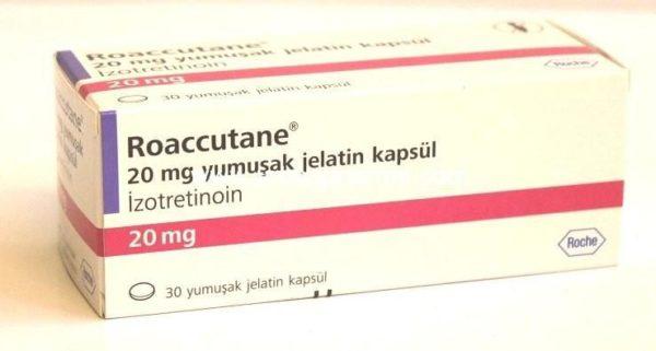 الآثار الجانبية للروكتان