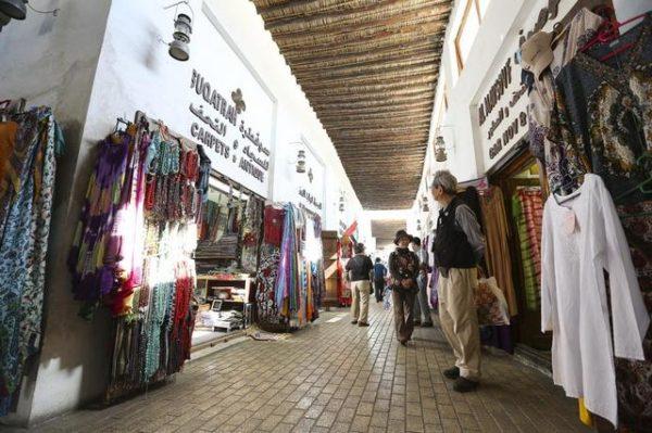 السوق القديم الشارقة بالصور