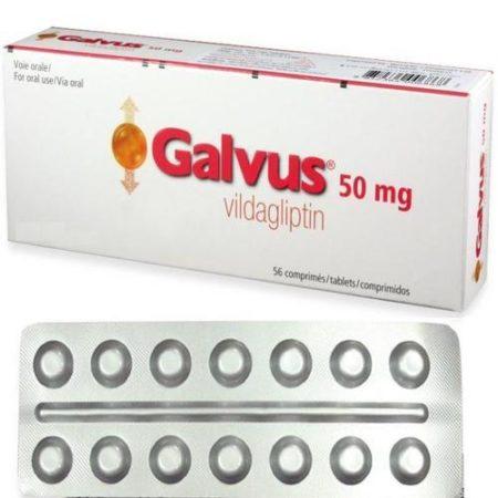 جالفس galvus حبوب لعلاج مرض السكري من النوع الثاني