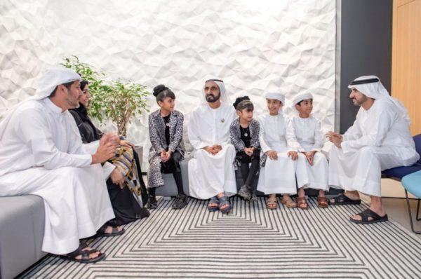 انجازات الشيخ محمد بن زايد