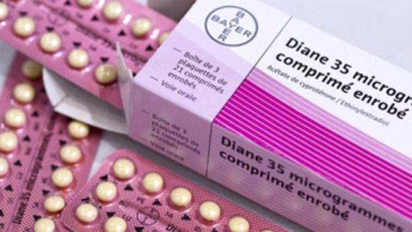 حبوب ديان Diane لمنع الحمل واهم موانع الاستعمال