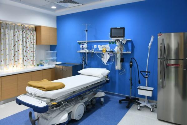 مستشفى زليخة الشارقة