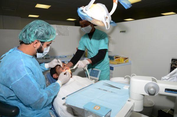 حجز موعد اسنان في المستشفى العسكري بكل انحاء المملكة