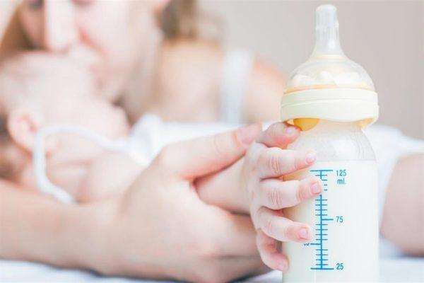 حليب بدياشور للاطفال وفوائده