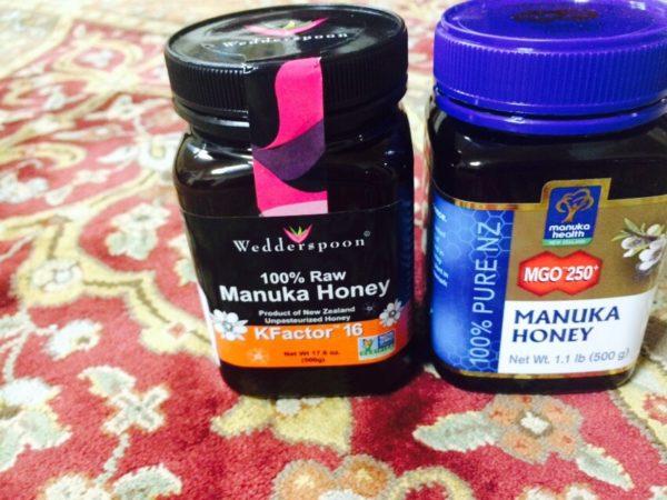 تجربتي مع عسل المانوكا للاطفال