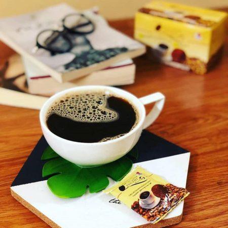 تجربتي مع قهوة لينجزي السوداء للتخسيس