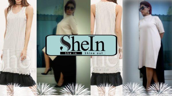 تجربتي مع موقع shein في شراء الملابس