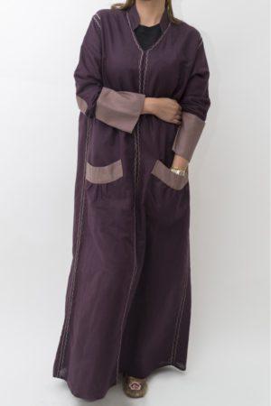 قماش لينين وافضل التصميمات للازياء النسائية