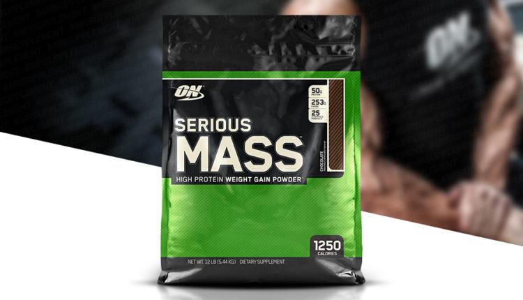 سيرياس ماس تجربتي في زيادة وزني والقضاء على النحافة