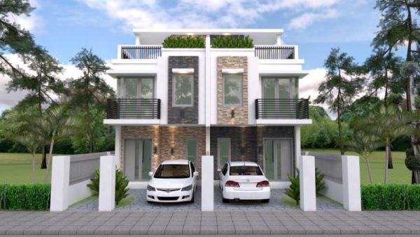 تكلفة بناء منزل 100 متر وكيف تحسب تكلفة البناء بالريال