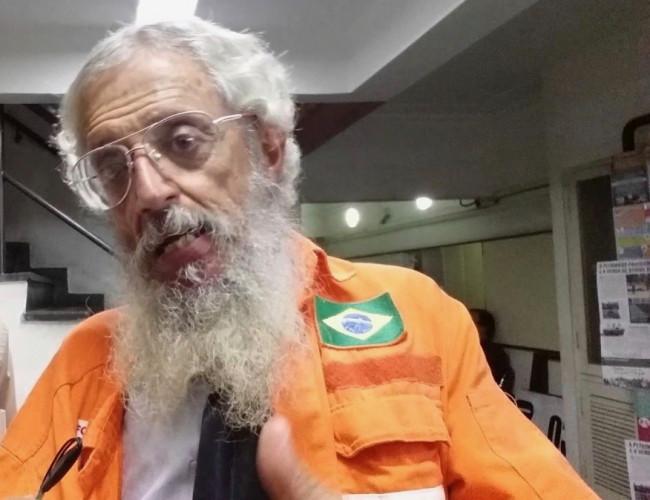 """Advogado militante da FIST sofre atentado no Rio após gritar """"Fora Bolsonaro"""""""