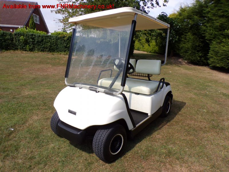 Sold Yamaha G16a Petrol Golf Buggy For Sale Fnr Machinery