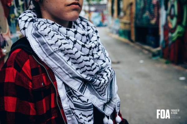 Made in Palestine - Keffiyeh