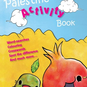 Palestine Activity Book