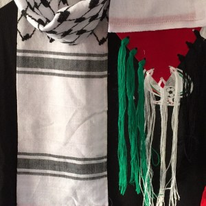 Made in Palestine - Long Keffiyeh