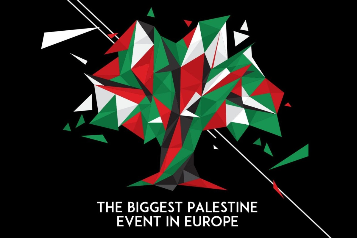 Palestine Expo 2019 - The Biggest Palestine Event in Europe