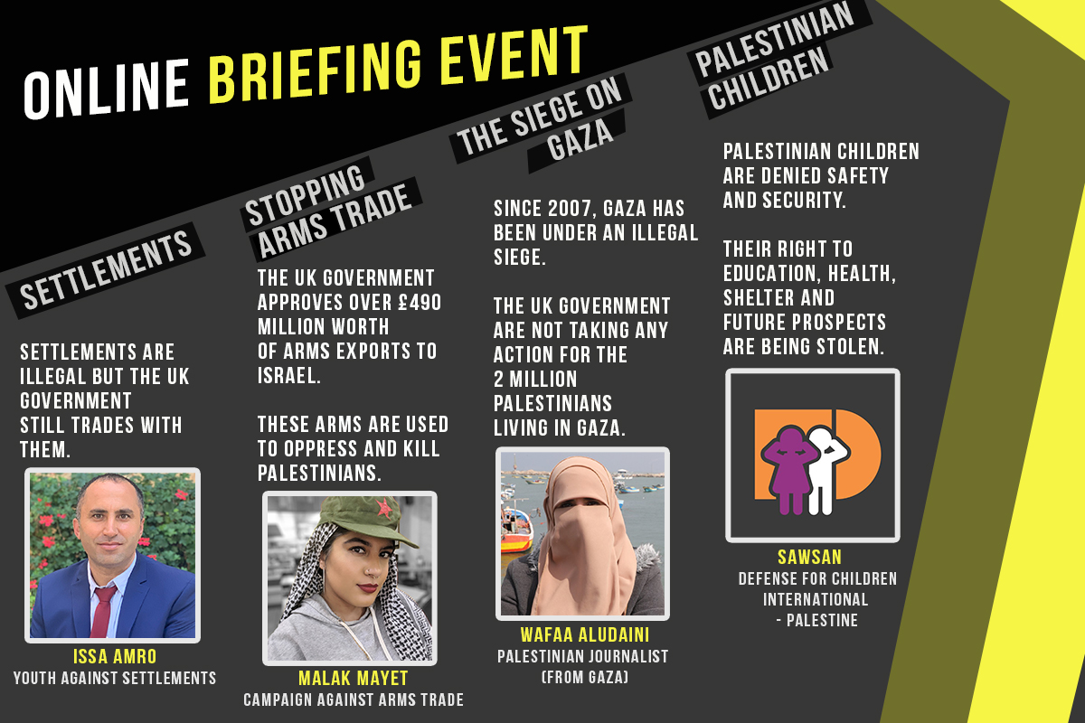 briefing poster website