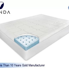 Foam Mattress Topper For Sofa Bed Divani Casa Anchusa Modern Blue Fabric Sectional 3 Inch 5 Memory Toppers Foldable