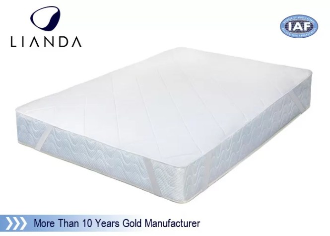 Crib Size Memory Foam Mattress Toppers For Baby Pad