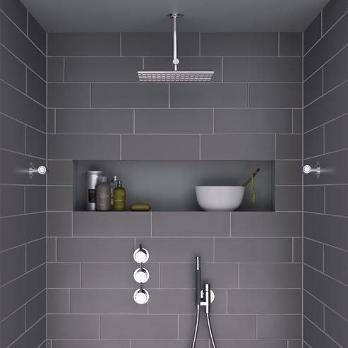 The Latest Bathroom Tile Grout Trends