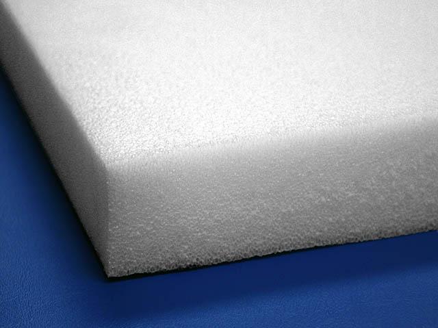 Polyethylene Foam Sheets 9 lb White  Foam Factory Inc