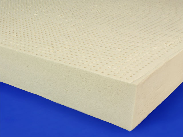HypoAllergenic Latex Mattress  Foam By Mail