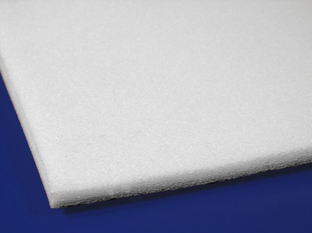 Polyethylene Foam Sheets 4 lb White  Foam Factory Inc