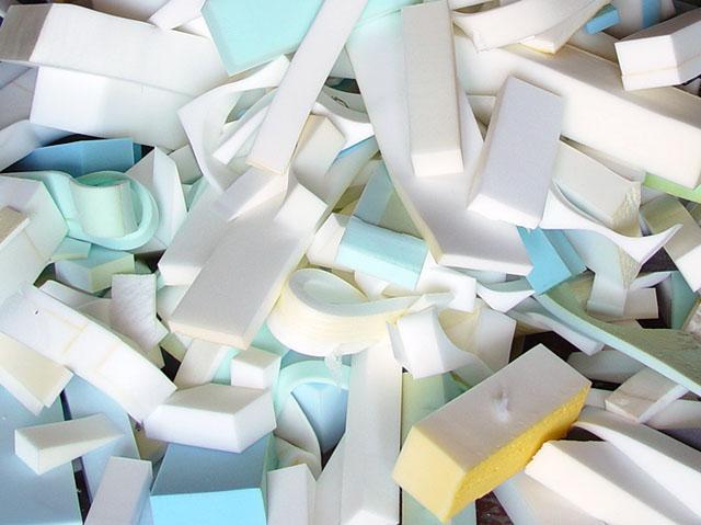 Polyurethane Foam Scraps  Foam Factory Inc